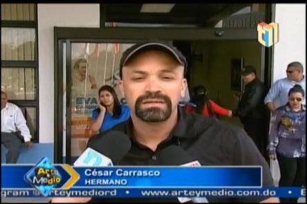 Hermano de Pachy Carrasco habla sobre la muerte de su hermano #Video