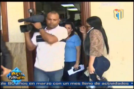 """dejan en libertad a El """"Ex"""" Esposo de Ibelka Ulerio #Video"""
