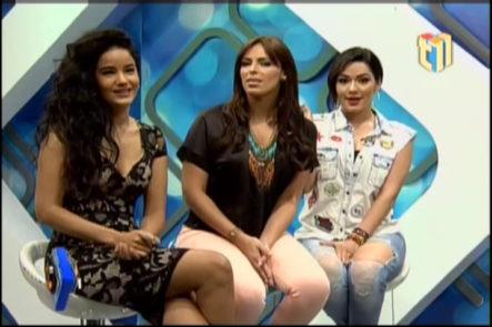 Entrevista a 'Las Mujeres Infieles' en Arte y Medio #Video