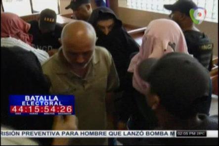 Aplazan Conocimiento De Coercion A Venezolanos