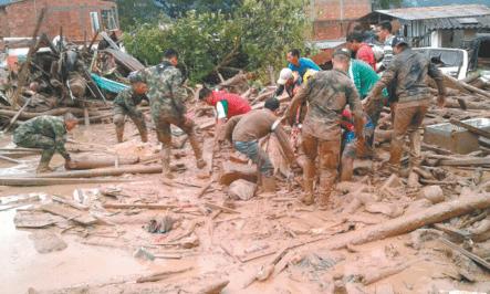 Colombia: 250 Muertos Y 400 Heridos Tras El Desborde De Ríos