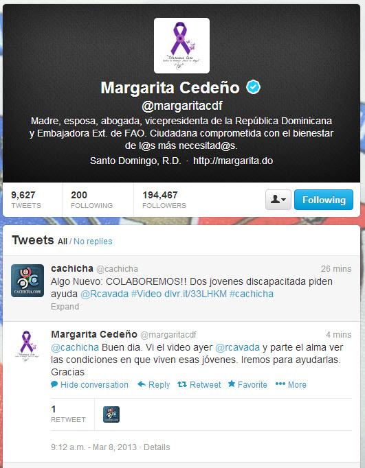 Twee De La Vice Margarita