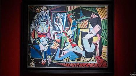 Un Picasso, el cuadro más caro vendido en una subasta de arte