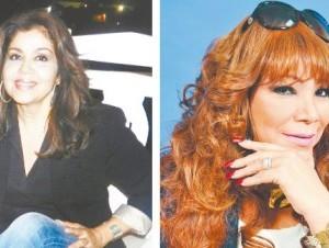 Olga Lara y Vickiana