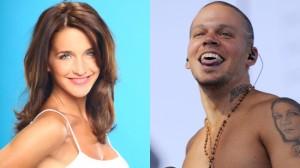 """La actriz apareció en el vídeo musical de Calle 13 """"La vuelta al mundo""""."""