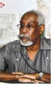 Ex embajador Guy Alexandre.