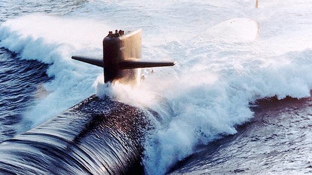 Washington no retirar su submarino nuclear de la península de Corea