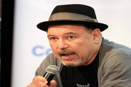 Rubén Blades anuncia su campaña para presidencia de Panamá