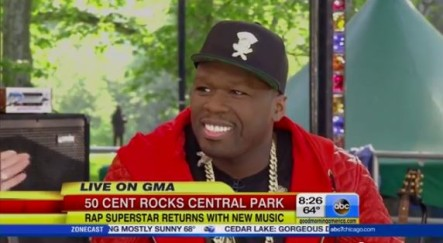 50 Cent Habla Del Pésimo Lanzamiento Que Realizó En La MLB
