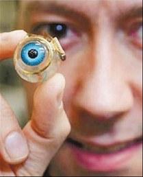 EE.UU.: lanzarán al mercado el primer ojo biónico