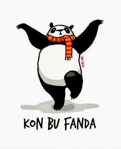 De los mismo de Kunfu Panda