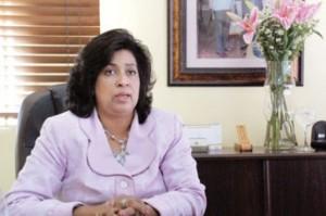 Una senadora afectada por chikungunya