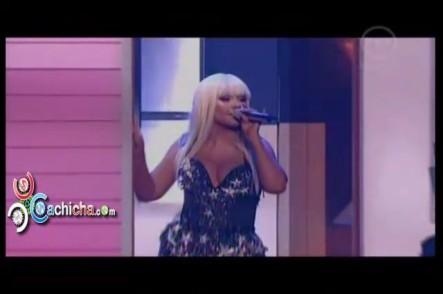 Presentación de Cristina Aguilera American Music Awards 2012 #Vídeo