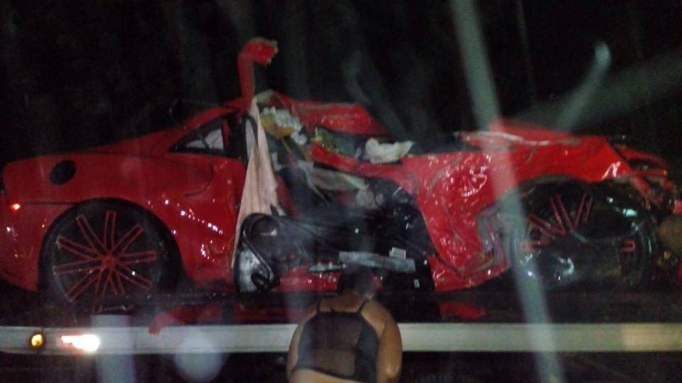 Accidente Oscar Taveras