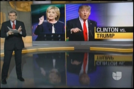 Al Punto: ¿Qué Podemos Esperar En Los 90 Minutos Del Debate Entre  Clinton Y Trumps?
