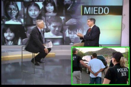 Al Punto Con Jorge Ramos: ¿En Qué Momento Se Violan Los Derechos Humanos Durante Una Deportación?