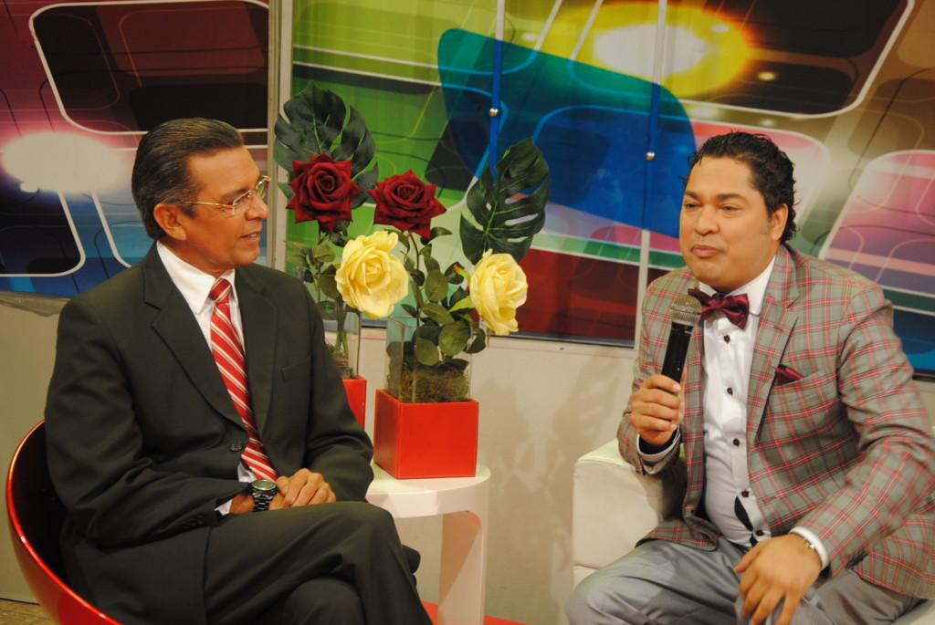 Alex Matos y Athaualpa Ramírez en PyGP 052