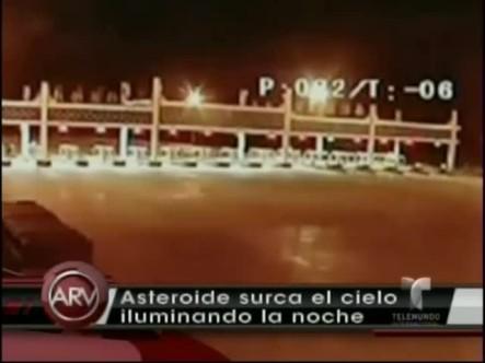 Asteroide En China Convierte La Noche En Día #Video