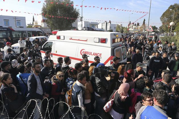 Asalto al Parlamento de Túnez y al Museo del Bardo