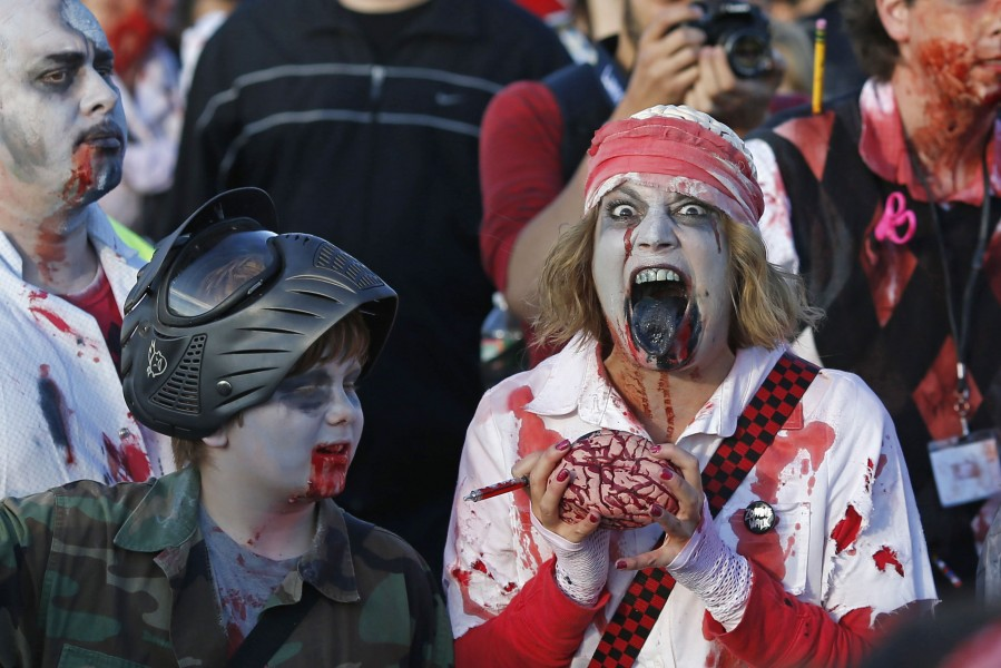 Atraccion Zombie