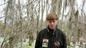 Charleston shooting suspect Dylann Roof.