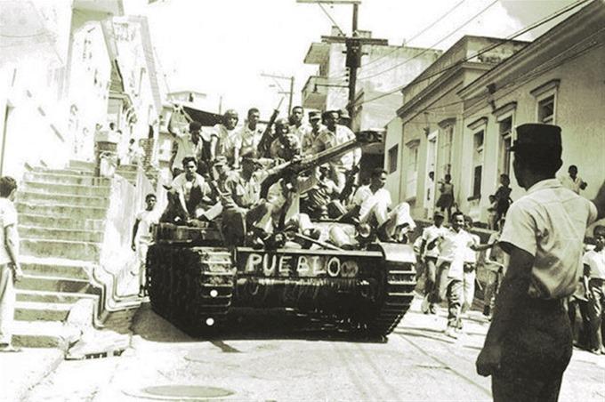 RD conmemora hoy medio siglo de gesta revolucionaria de abril de 1965