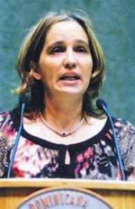 La Jueza Ysis Muñiz Almonte