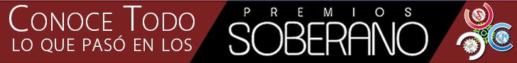 Premios Soberanos 2015