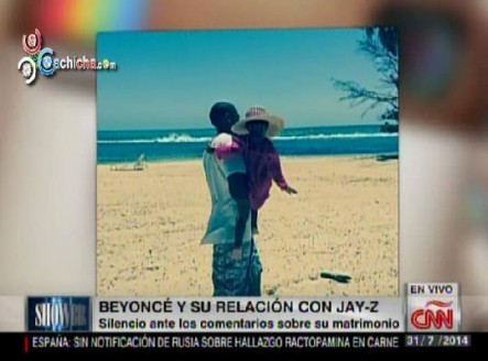 Beyoncé Aún Guarda Silencio Frente A Comentarios Sobre Su Relación Con Jay Z @MarielaCNN #Video