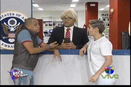 Boca De Piano Es Un Show: En El Consulado