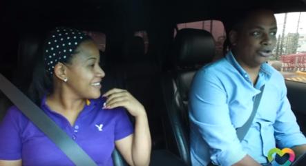 Bolivar Valera de taxista sorprende clientes de Megacentro