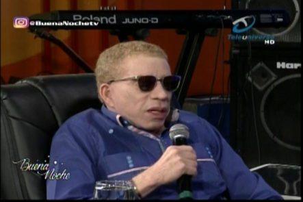 Entrevista A Coco Cabrera Con Nelson Javier En 'Buena Noche'