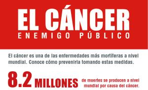Cáncer  Enemigo Público   MAPFRE Perú