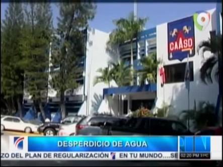 CAASD Pide A Los Que Se Queden En Santo Domingo En Semana Santa Que Racionalicen El Agua