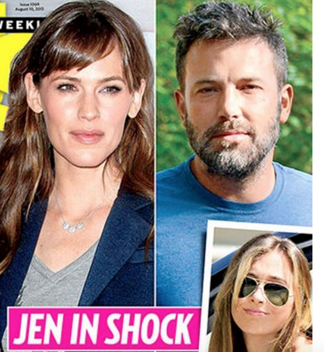 Escándalo en Hollywood: Ben Affleck, ¿infiel con la niñera?