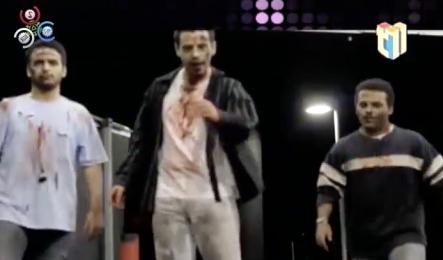 Humor: Zombie Invaden Santo Domingo #Video
