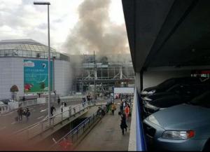Tres atentados en Bélgica dejan varios muertos y heridos