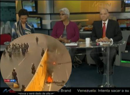 Enfoque Matinal: La Población De Perú Está Indignada Y Salen A Las Calles En Protesta Contra ODEBRECHT