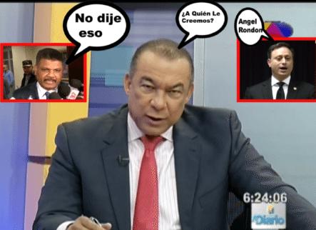 A Diario: Hay Dos Versiones ¿A Quién Le Creemos? El Representante De ODEBRECHT Dice Que No Mencionó A Nadie Mientras El Procurador Menciona A Rondón