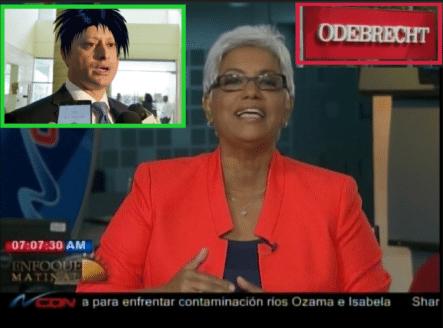 Altagracia Salazar- El Procurador No Se Toma La Molestia De Investigar Porque Los Cabellos Se Le Desarreglan