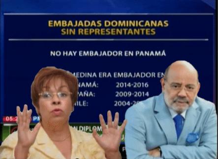 """Botellas, Falta De Diplomáticos Y Más Escándalos Con """"Embajadores"""" Dominicanos"""