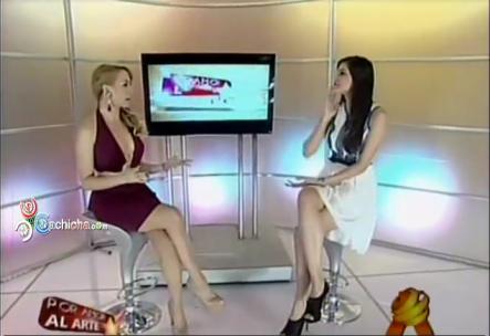 Entrevista A @MarianneCruzG Por @MagnoliaKasse En @PorAmorAlArte7