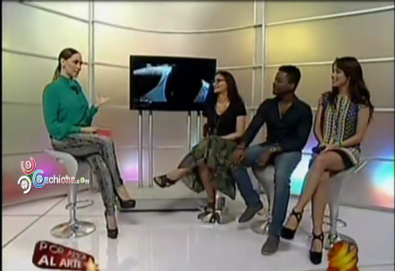 """Entrevista Al Elenco De La Película Dominicana """"Cristo Rey"""" Con @MagnoliaKasse En @Poramoralarte7"""