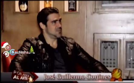Entrevista A José Guillermo Cortines @MagnoliaKasse En @PorAmorAlArte7