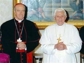 Cardenal López Rodríguez partirá hacia el Vaticano el viernes