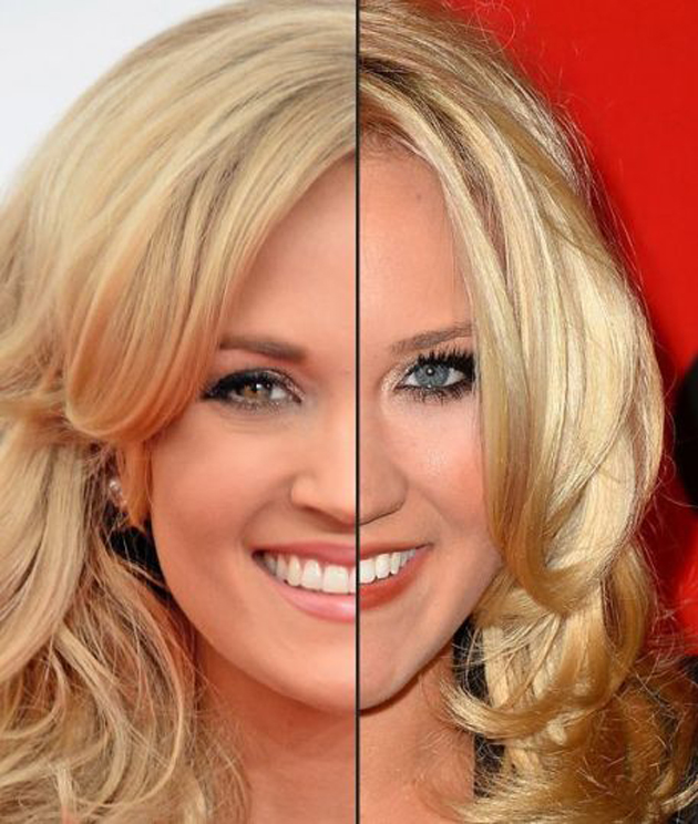 Carrie Underwood y Emily Osment
