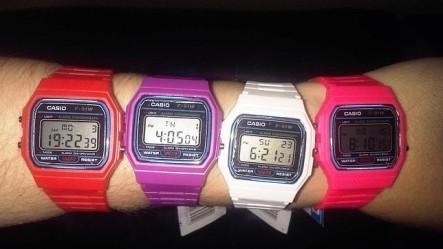 Los Relojes Digitales Más Míticos De Los Años 80