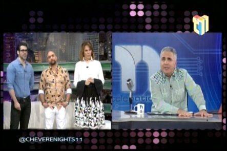 Comentarios Del Equipo Chévere Y Roberto Cavada Sobre El Caso ODEBRECHT
