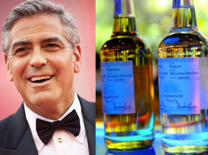 El actor George Clooney lanzó su propia línea de tequila