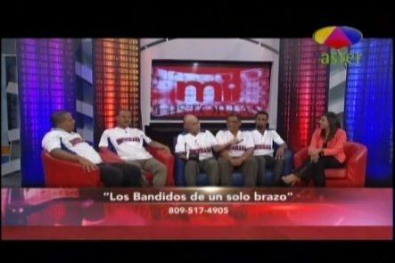 """Mil Historias """"Los Bandidos De Un Solo Brazo"""""""